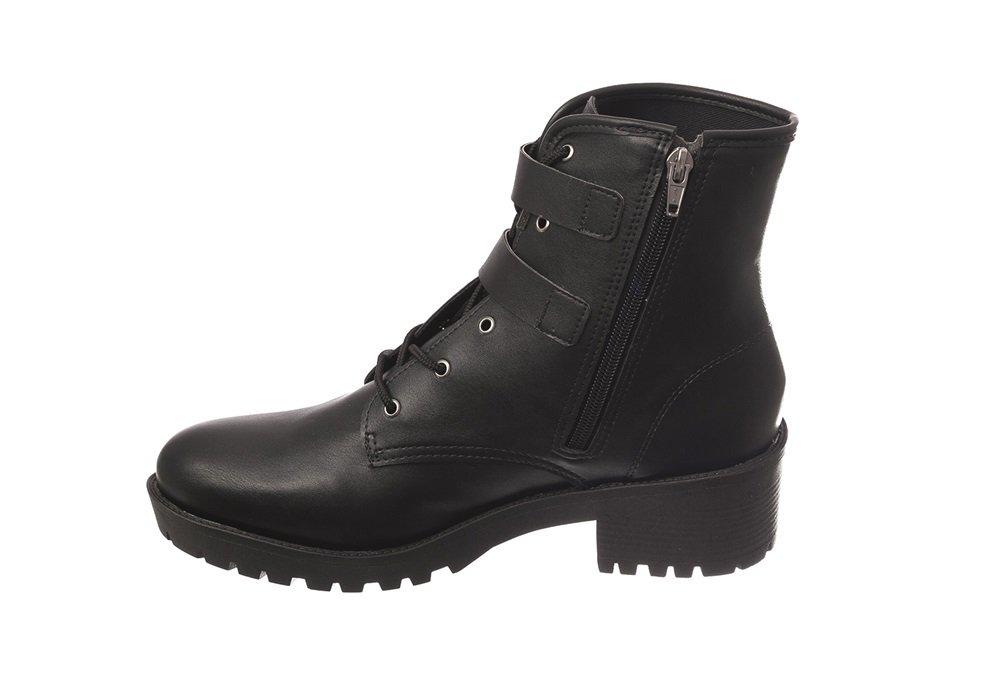 4f4c17b46b Bota Coturno Preta - 8076.11712 - Butique de Sapatos