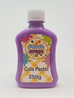 COLA POWER SPACE PASTEL 250G - comprar online