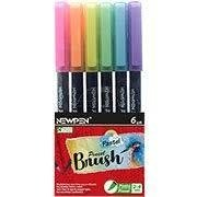 PINCEL BRUSH  CORES PASTEL