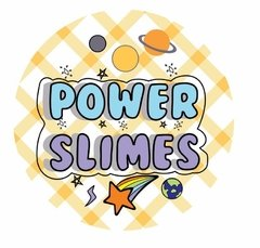 Slime Clear Ocean Breeze Verde - Power Slimes by Lais na internet