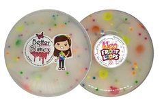Neo Froot Loops - Slime base Glossy / Lançamento! - Better Slimex by Pietra