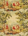 Corte Tapestry Antique red