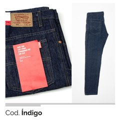 jean levis color indigo