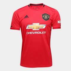 Camisa Home Manchester United 19-20