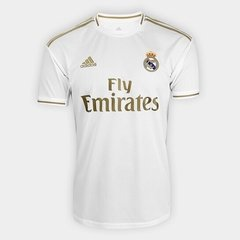 Camisa Real Madrid Home 19-20