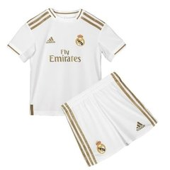 Kit Real Madrid Home Kid 19-20