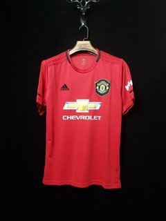 Camisa Home Manchester United 19-20 na internet
