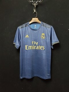 Camisa Real Madrid Away 19-20 na internet