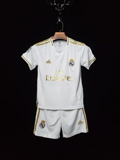 Kit Real Madrid Home Kid 19-20 na internet