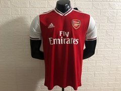 Camisa Arsenal Home 19-20 - Allianz Storebr