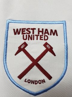 Camisa West Ham Away 19-20 - Allianz Storebr