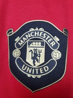 Camisa Home Manchester United 19-20 - loja online