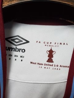 Imagem do Camisa West Ham Away 19-20