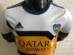 Camisa Boca Júniors Away 20-21 - Allianz Storebr