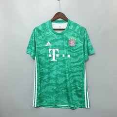 Camisa Goleiro Bayern de Munique 19-20 - Allianz Storebr