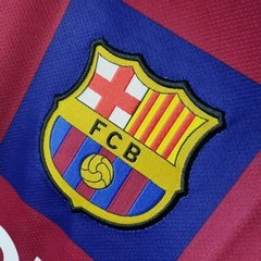 Camisa Home Barcelona 19-20 na internet