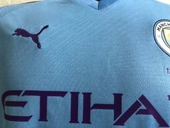 Camisa Manchester City Home 19-20 - loja online
