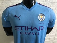 Camisa Manchester City Home 19-20