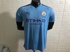 Camisa Manchester City Home 19-20 na internet