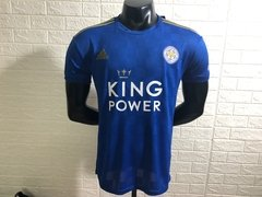 Camisa Leicester City Home 19-20 na internet