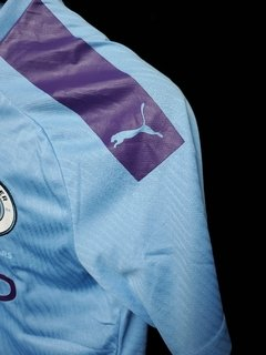 Imagem do Camisa Manchester City Home 19-20