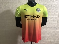 Camisa Manchester City III 19-20 na internet