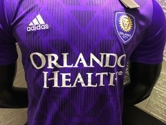 Camisa Orlando City Home 19-20 - Allianz Storebr