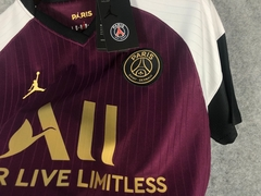 Camisa Paris Saint Germain III 20-21