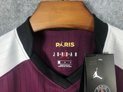 Camisa Paris Saint Germain III 20-21 - Allianz Storebr