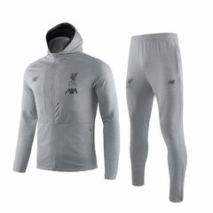 Conjunto de Agasalho do Liverpool 19-20