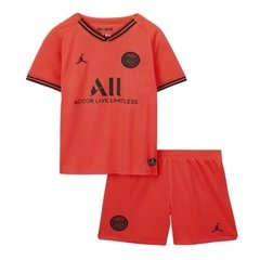 Kit Infantil do PSG x Jordan 19-20