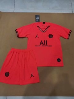 Kit Infantil do PSG x Jordan 19-20 na internet