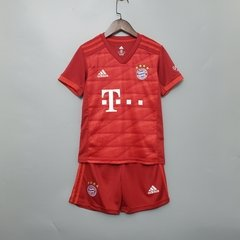 Kit Infantil Home Bayern de Munique Home 19-20 - comprar online