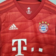 Kit Infantil Home Bayern de Munique Home 19-20 na internet