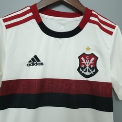 Kit Infantil do Flamengo Away 19-20 - Allianz Storebr