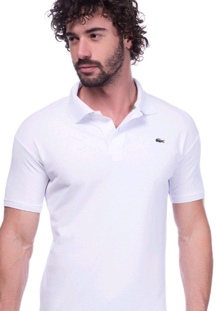 83c62725cf7d5 Camisa Polo Da Lacoste Branca - Comprar em BAZAR JK