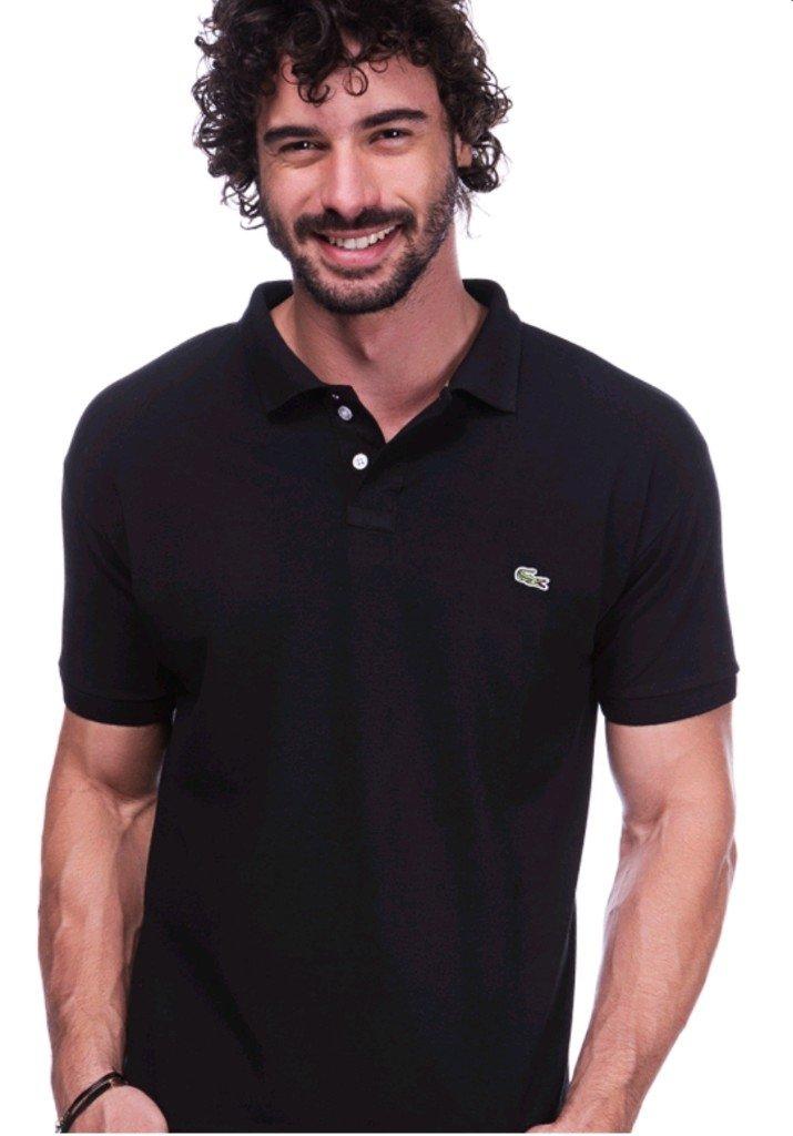 b04e83e742726 Camisa Polo Da Lacoste Preta - Comprar em BAZAR JK
