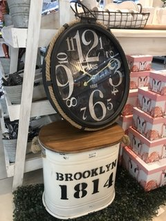 Reloj de Pared Paris - comprar online