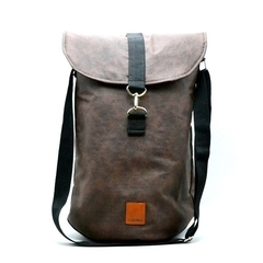 Bolso Morral Chocolate