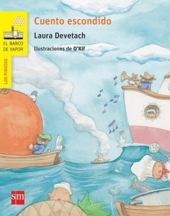Cuento Escondido - Laura Devetach
