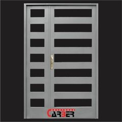 Puerta Residcencial Occh 420 1,20 x 2,00 Marco Ch18 - comprar online