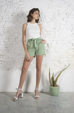 SHORT SAFARI BERSHKA