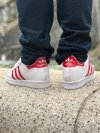Adidas Superstar Branco/Pink na internet