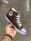 All Star Cano Alto Animal Print - comprar online