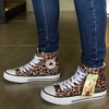 All Star Cano Alto Animal Print