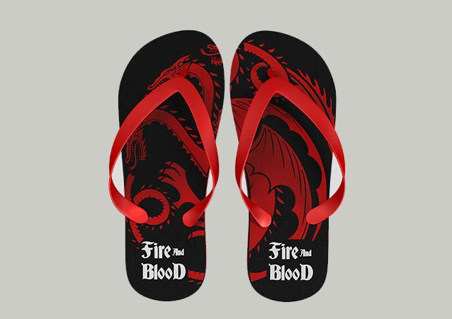 CHINELO FIRE AND BLOOD
