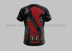 DEADPOOL UNIFORME FULL - comprar online