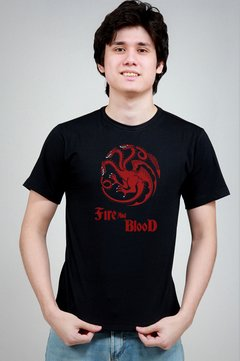FIRE AND BLOOD - comprar online