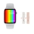 Smartwatch Iwo W46 Tela Infinita Relógio Inteligente Estilo Apple Watch