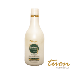 Shampoo Cachos Naturales Curly Collection Tuon 500mL